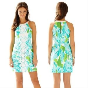 Lilly Pulitzer First Impression Pearl Shift Dress
